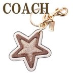 コーチ キーホルダー COACH キーリング バッグチャーム 39534GDHA