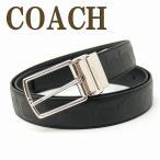 ショッピングコーチ コーチ ベルト メンズ COACH レザー 55158BLK