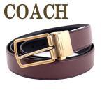 ショッピングコーチ コーチ ベルト COACH メンズ レザー 64824DBBK