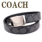 ショッピングコーチ コーチ ベルト COACH メンズ レザー シグネチャー 64828CQBK