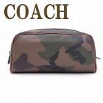 コーチ COACH バッグ メンズ セカンドバッグ トラベル セカンドポーチ カモフラージュ カモ 迷彩柄 ブランド 93590EC0