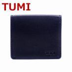 TUMI トゥミ 財布 メンズ コインケース 小銭入れ NAPAレザー ブラック 黒 CHAMBERS TUMI-012620D