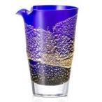 ショッピング日本製 《日本製》江戸硝子 瑠璃玻璃 片口