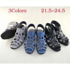 ショッピングブーツサンダル ブーツ サンダル 日本製 足がキレイに見える/パンチングのブーツサンダル