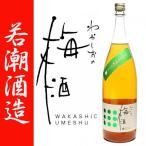 本格芋焼酎仕込み わかしおの梅酒 12度 1800ml 若潮酒造 地元大隅半島産梅使用