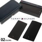 TOMMY HILFIGER トミー ヒルフィガー レザー ロゴ 折りたたみ 長財布 ブランド メンズ 男性 紳士 TM31TL19X006