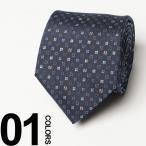 フェンディ FENDI ネクタイ シルク ロゴ総柄 FDIORFOQA2 メンズ ビジネス ブランド