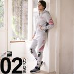 エンポリオ アルマーニ EA7 EMPORIO ARMANI EA7 ジオメトリック パーカー パンツ スウェット セットアップ 【EA6YPMB2PJ07Z】 ブランド メンズ