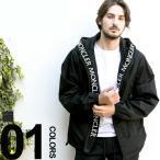 ショッピングモンクレール モンクレール MONCLER ナイロンジャケット パーカー フード ロゴ MASSERAU マスロー ライトアウター ブランド メンズ MCMASSERAU8