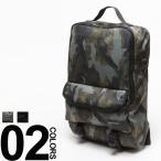 ディーゼル DIESEL ロゴ カモフラージュ総柄 スクエア バックパック リュック DSX04008PR0027 メンズ ブランド