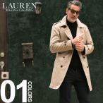 ローレン ラルフローレン トレンチコート メンズ LAUREN RALPH LAUREN 2WAY ライナー ダブルトレンチ LOWRY ブランド メンズ アウター ロング RLLOWRY2JT0002
