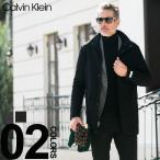 カルバンクライン コート Calvin Klein CK ウール スタンドカラー 中綿 ブランド メンズ アウター ビジネスコート CKCM885947