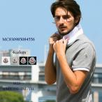 モンクレール MONCLER 襟裏ロゴ 半袖 ポロシャツ メンズ ユニセックス ブランド トップス ポロ コットン MC830985084556