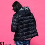 モンクレール メンズ ダウンジャケット MONCLER フード ロゴ フルジップ ライトダウン PROVINS プロバン ブランド アウター ブルゾン パーカー MCPROVINS1