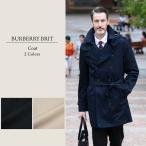 バーバリー BURBERRY コート コットン フード付き ダブルボタン トレンチコート TAUPE/INK BBDELSWORTH16AW メンズ ブランド