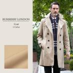 バーバリー BURBERRY コート コットン ダブルボタン トレンチコート BBKENSINGTON16A メンズ ブランド