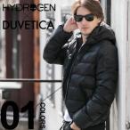 ハイドロゲン×デュベティカ HYDROGEN×DUVETICA カモフラージュ フード ダウンジャケット ブルゾン CAMO DJKT HY21D004 メンズ ブランド