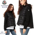 ��졼�� MONCLER �ѡ����� �������å� ������ �ʥ���� �ե��ȥ����� �ա��� �֥��� ��ǥ����� �������� �ȥåץ� MCL8496000809BE