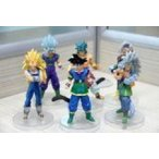 ドラゴンボール  フィギュア5 Lot AF Dragonball Dragon Ball Z Lot Action Figure GOKU SAIYAN Set of 6pcs 正規輸入品