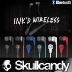 Skull candy Bluetooth:Ink'd Wireless スカルキャンディー ワイヤレスイヤーフォン インクド/送料無料対象商品