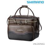 シマノ へらバッグXT BA-012Q 40L ブラックブラウン / ヘラバッグ