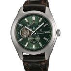 [オリエント時計] 腕時計 オリエントスター ソメスサドルモデル 機械式 自動巻(手巻付) WZ0121DK ブラウン