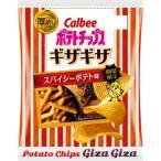 ポテトチップス ギザギザ スパイシーポテト味 12袋