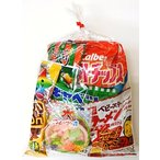 200円 お菓子袋詰め合わせ  A 【本州、四国、九州への発送に限り、数量関係なく1個口送料でお届け可能】
