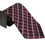 パトリック コックス 紳士ブランドネクタイ PATRICK COX necktie 剣先9,5cm レギュラータイプ PC004-WINE ギフト プレゼント 贈答品