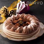 12/22-24お届け クリスマス アイスケーキ オハヨー乳業 生チョコ アイスクリーム デコレーションケーキ