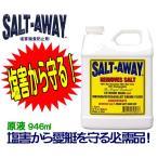 塩害腐食防止剤 ソルトアウエイ SALTAWAY原液946ml 船舶・車・釣り・工業機器