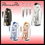 ゴルフキャディバッグ RomaRo  ロマロ SLIM TYPE Caddie Bag & HEAD COVER SET -Plane- スリムタイプ キャディバッグ&ヘッドカバーセット【2016継続】