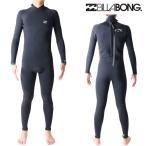 ビラボン ウェットスーツ メンズ 3×2mm フルスーツ ウエットスーツ サーフィンウェットスーツ Billabong Wetsuits