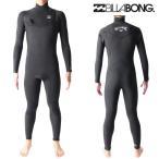 ビラボン ウェットスーツ メンズ 4mm / 3mm チェストジップ フルスーツ ウエットスーツ サーフィンウェットスーツ Billabong Wetsuits