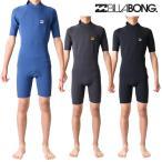 ビラボン ウェットスーツ メンズ スプリング ウエットスーツ サーフィンウェットスーツ Billabong Wetsuits