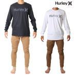 【SALE】Hurley(ハーレー) メンズ 長袖Tシャツ プレミアム ワン アンド オンリー プッシュ スルー