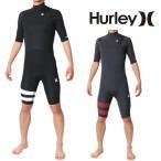 Hurley(ハーレー) ウェットスーツ メンズ チェストジップ スプリング ウエットスーツ サーフィンウェットスーツ Hurley Wetsuits