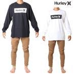【SALE】Hurley(ハーレー) メンズ 長袖Tシャツ ワン アンド オンリー ボックス