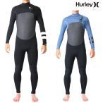 Hurley(ハーレー) ウェットスーツ メンズ チェストジップ 4×3mm フルスーツ ウエットスーツ サーフィンウェットスーツ Hurley Wetsuits