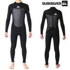 クイックシルバー ウェットスーツ メンズ 5mm/4mm/3mm インナーバリア フルスーツ ウエットスーツ サーフィンウェットスーツ Quiksilver Wetsuits