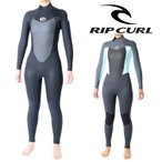 リップカール ウェットスーツ レディース 3mm / 2mm フルスーツ ウエットスーツ サーフィンウェットスーツ Ripcurl Wetsuits