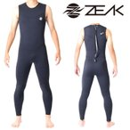 ZEAK(ジーク) ウェットスーツ メンズ 男性用 ロングジョン ウエットスーツ サーフィン ウエットスーツ ZEAK WETSUITS
