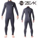 ZEAK(ジーク) ウェットスーツ メンズ 男性用 5×3mm フルスーツ ウエットスーツ サーフィン ウエットスーツ ZEAK WETSUITS