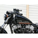 XL1200X(11〜16年) コンフォートバー ブラック GLEAMING WORKS(グリーミングワークス)