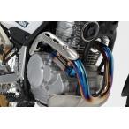 セロー250FI(SEROW)08年〜 サブチャンバー付き フルチタンフロントパイプ BMS-R(ビームス)