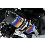 BEAMS  ビームス マフラー N-MAX エヌマックスCORSA-EVO2 ヒートチタン G244-65-001