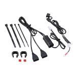 【セール特価】2.1A バイク専用電源 USB2ポート DAYTONA(デイトナ)