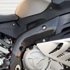 BMW S1000R フレームヒートガード ショート カーボン ササキスポーツクラブ(SSC)