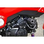 GROM(グロム) エンジンスライダー ブラック OVER(オーバーレーシング)