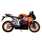CBR1000RR(09年)国内モデル フルエキゾースト JMCA対応(バイブラントオレンジ) TSR(テクニカルスポーツ)